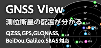 GNSS View