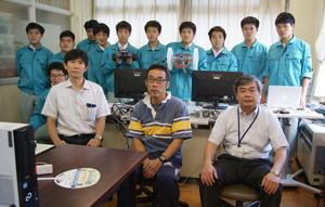 ロボットカーコンテスト2014:埼...